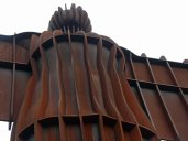 Angel of the North - got to look up to an Angel