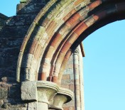 Coldingham Priory - it's all in the detail