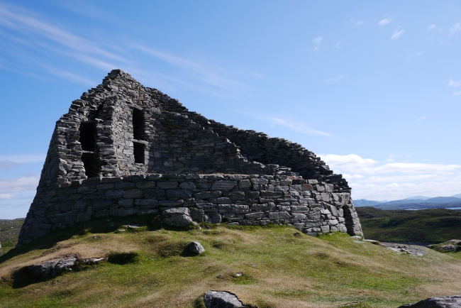 Dun Carloway Broch, Isle of Lewis